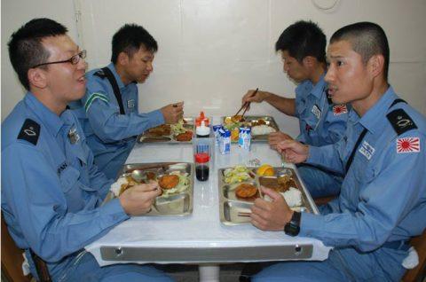 海自派遣海賊対処行動水上部隊(25次隊)いなづまの様子レポート4No8