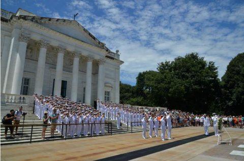 平成28年度 海上自衛隊幹部候補生 遠洋練習航海12ペンタゴン等No1