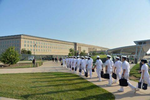 平成28年度 海上自衛隊幹部候補生 遠洋練習航海12ペンタゴン等No2