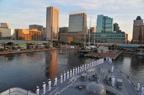 平成28年度 海上自衛隊幹部候補生 遠洋練習航海12ペンタゴン等No4