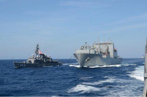 平成28年度 海上自衛隊幹部候補生 遠洋練習航海12ペンタゴン等No5