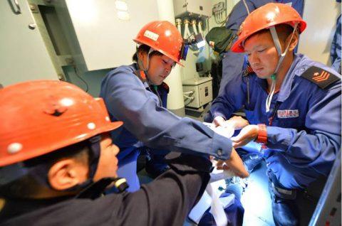 平成28年度 海上自衛隊幹部候補生 遠洋練習航海12ペンタゴン等No6
