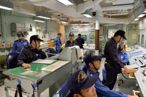平成28年度 海上自衛隊幹部候補生 遠洋練習航海12ペンタゴン等No7