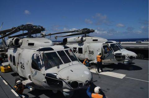 海自RIMPAC2016護衛艦ちょうかい・ひゅうがのミサイル射撃No4