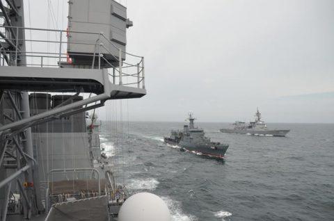 海上自衛隊ソマリア沖・アデン湾海賊対処行動水上部隊(25次隊)いなづま5No7