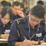 平成28年度 防衛省海自幹部候補生 遠洋練習航海13洋上訓練