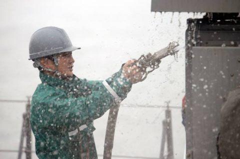 海上自衛隊24次ソマリア海賊対処行動水上部隊レポート19ゆうだち5