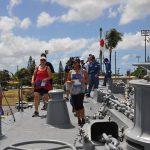 リムパック2016 護衛艦ちょうかい・ひゅうがの一般公開