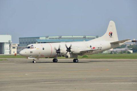韓国海軍P3-CK 厚木基地を親善訪問【海上自衛隊】No1