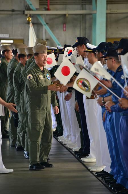 韓国海軍P3-CK 厚木基地を親善訪問【海上自衛隊】No4
