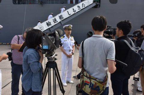 パシフィック・パートナーシップ2016への参加【海上自衛隊】No3