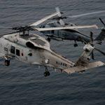 海上自衛隊 第51航空隊と米海軍HSM-51の共同訓練
