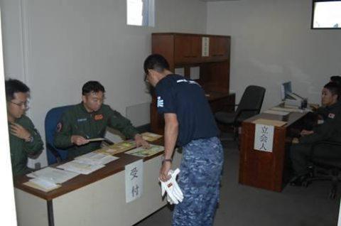 平成28年度米国派遣訓練(リムパック2016)海自八戸航空基地2ハワイ到着No3