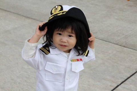 釧路東港において練習艦「やまゆき」艦艇広報 自衛隊帯広地方協力本部No11
