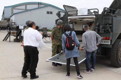 釧路東港において練習艦「やまゆき」艦艇広報 自衛隊帯広地方協力本部No27