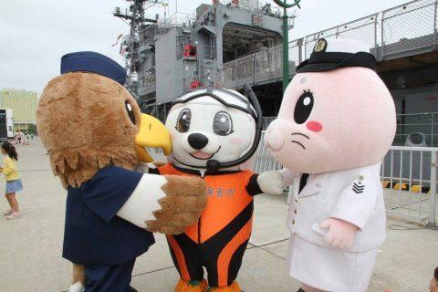 釧路東港において練習艦「やまゆき」艦艇広報 自衛隊帯広地方協力本部No32