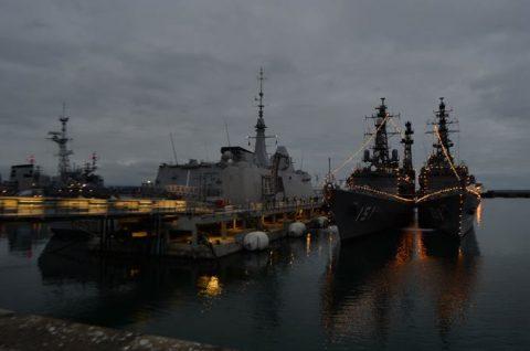 平成28年度 海自幹部候補生 練習艦隊 遠洋航海14フランス・イギリスNo1