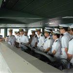 平成28年度 海自幹部候補生 練習艦隊 遠洋航海14フランス・イギリス
