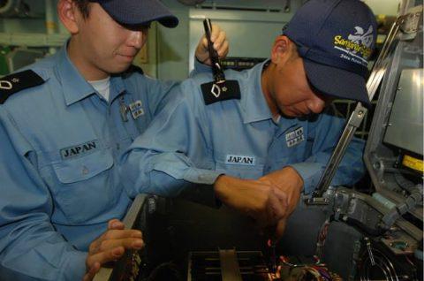 防衛省 海上自衛隊 海賊対処行動水上部隊(25次隊)いなづま7No5