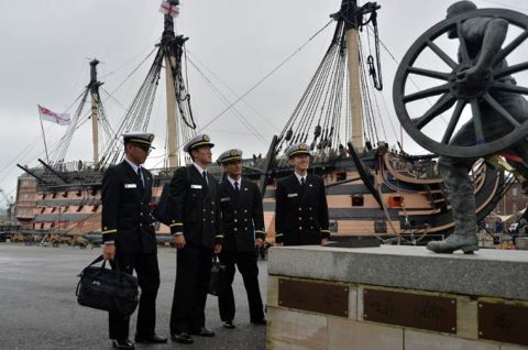 平成28年度 海自幹部候補生 練習艦隊 遠洋航海14フランス・イギリスNo5