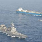 海上自衛隊(防衛省)海賊対処行動水上部隊(25次隊)いなづま8