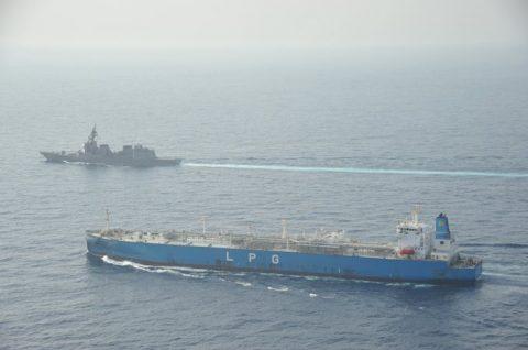 海上自衛隊(防衛省)海賊対処行動水上部隊(25次隊)いなづま8No3
