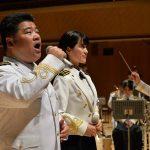 海上自衛隊(海自)東京音楽隊第54回定期演奏会:三宅3曹