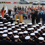 海上自衛隊2016年幹部候補生 練習艦隊 遠洋航海15リトアニア