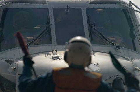 24次海賊対処行動水上部隊24 ゆうだち・ゆうぎりとインド海軍No07