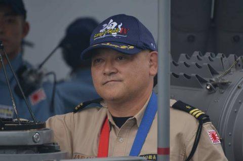 海上自衛隊 海賊対処行動水上部隊(25次隊)9すずつき/いなづまNo4