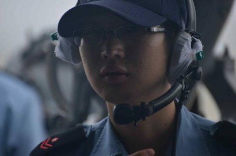 海上自衛隊 海賊対処行動水上部隊(25次隊)9すずつき/いなづまNo5