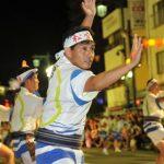 第24航空隊「松空連」による徳島阿波踊り2016の記録