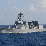 海上自衛隊ソマリア沖海賊対処行動水上部隊(25次隊)すずつき6