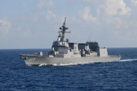 海上自衛隊ソマリア沖海賊対処行動水上部隊(25次隊)すずつき6No01
