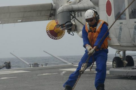 海上自衛隊ソマリア沖海賊対処行動水上部隊(25次隊)すずつき6No03