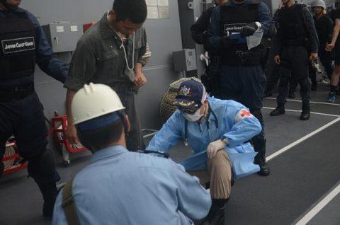 海上自衛隊ソマリア沖海賊対処行動水上部隊(25次隊)すずつき6No05