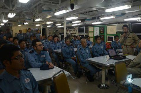 海上自衛隊ソマリア沖海賊対処行動水上部隊(25次隊)すずつき6No06