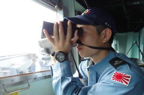 海上自衛隊ソマリア沖海賊対処行動水上部隊(25次隊)すずつき6No07