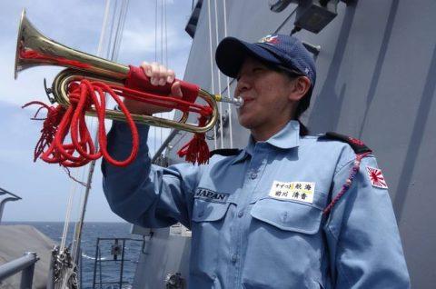 海上自衛隊ソマリア沖海賊対処行動水上部隊(25次隊)すずつき6No08