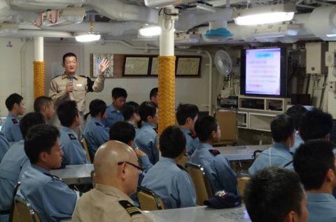 海上自衛隊ソマリア沖海賊対処行動水上部隊(25次隊)すずつき6No09