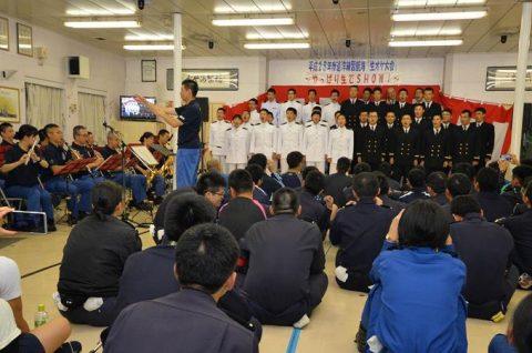 2016年幹部候補生 練習艦隊 遠洋航海17せとゆき・あさぎりNo4