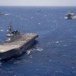 海上自衛隊 RIMPAC2016 護衛艦ちょうかい/ひゅうが雄姿