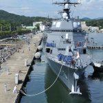 護衛艦 ふゆづき豪州海軍主催多国間海上共同訓練(カカドゥ16)参加