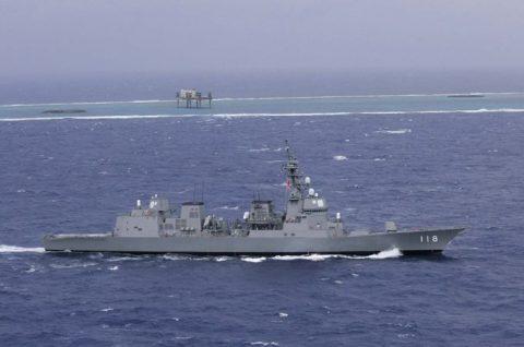 豪州海軍主催多国間海上共同訓練カカドゥ16参加 ふゆづきの記録No2
