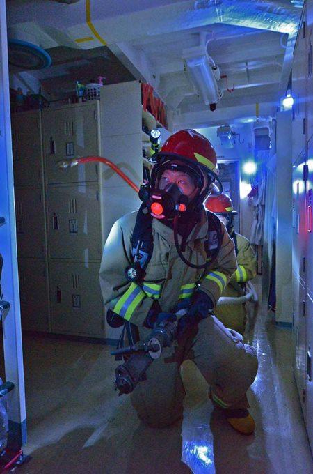 豪州海軍主催多国間海上共同訓練カカドゥ16参加 ふゆづきの記録No6