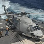 海上自衛隊 海賊対処法 水上部隊(25次隊)12 医療支援要請