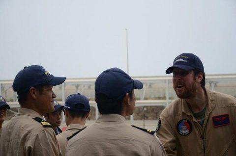 防衛省 海賊対処法 水上部隊(25次隊)12 オランダ海軍No3