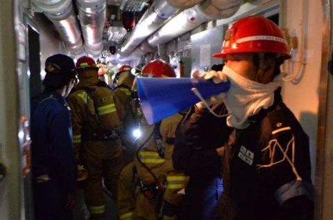 2016 海上自衛隊 練習艦隊 遠洋航海21かしま・あさぎり・せとゆきNo4