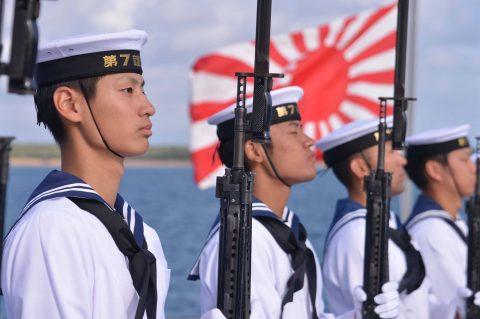 オーストラリア海軍主催多国間海上共同訓練カカドゥ16ふゆづき記録No01