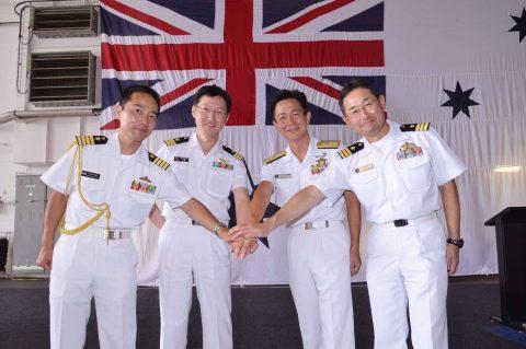 オーストラリア海軍主催多国間海上共同訓練カカドゥ16ふゆづき記録No02